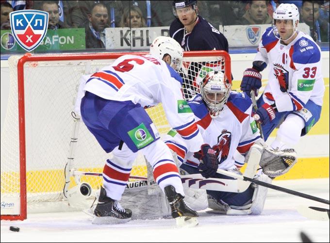 В Европе тоже есть хоккей
