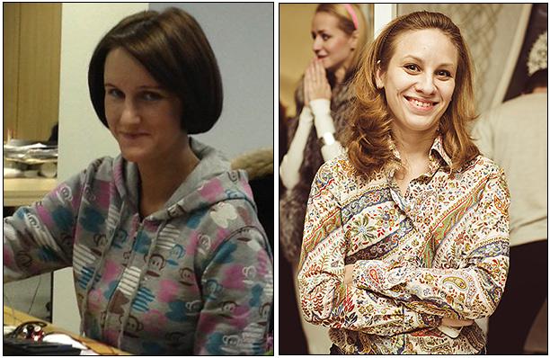 Юлия Кутина и Мария Графова