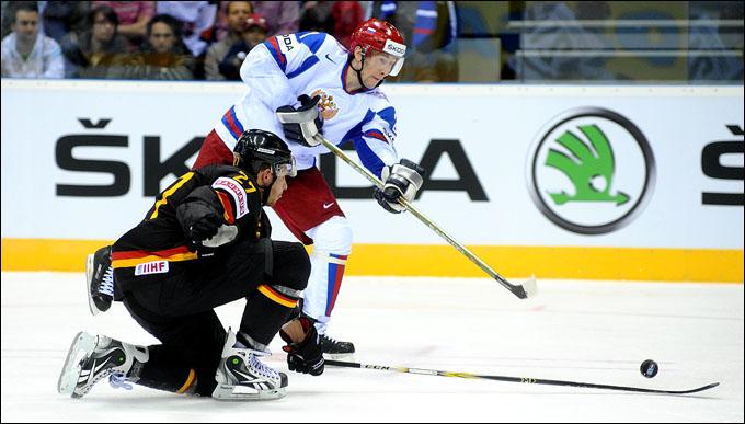 Россия против Германии