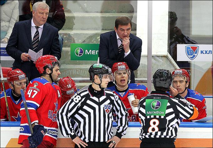 Валерий Брагин и его команда