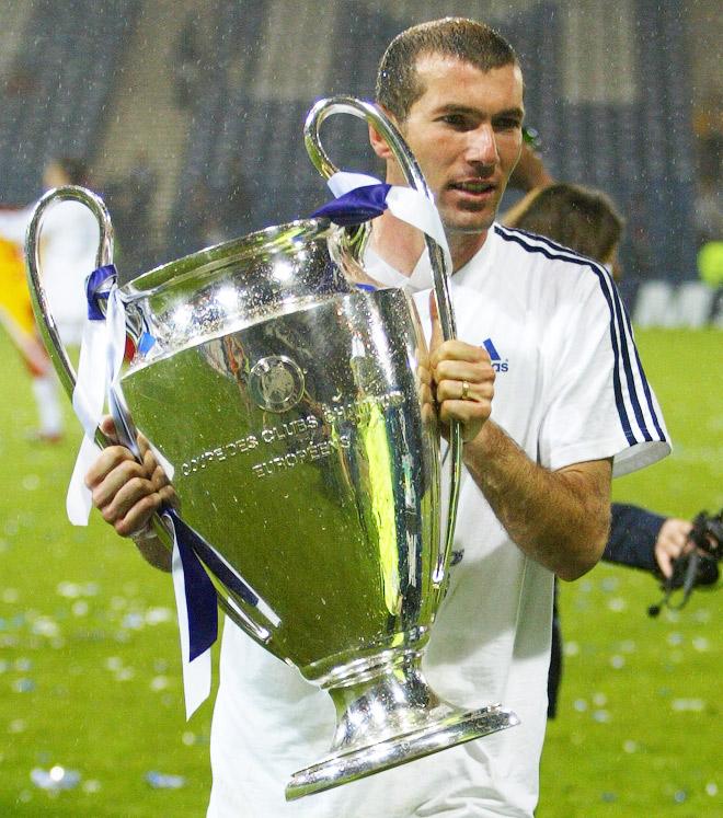 Невероятный гол Зидана принёс «Реалу» победу в Лиге чемпионов