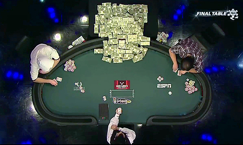 Main Event WSOP-2011