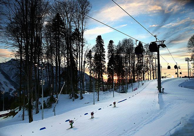Лыжно-биатлонный центр «Лаура» примет шестой этап Кубка России по биатлону