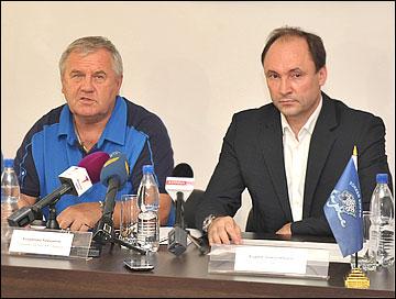 Владимир Крикунов и Вадим Шакшакбаев