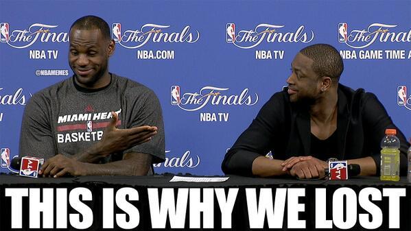 «Вот, почему мы проиграли!»