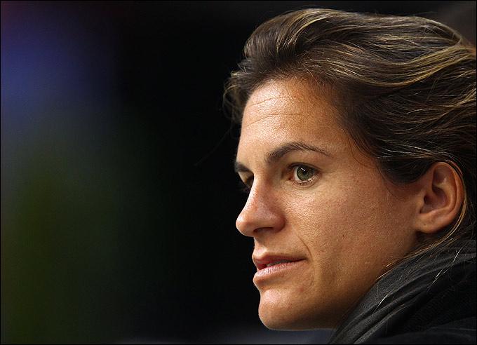 Амели Моресмо стала капитаном сборной Франции в Кубке Федерации