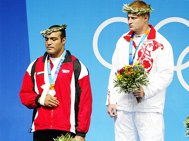 Поветкин — олимпийский чемпион 2004 года