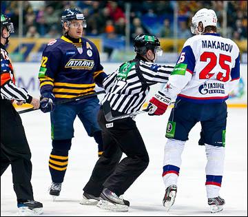 Бранко Радивоевич против Игоря Макарова