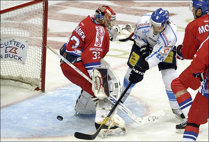 12 ноября 2011 года. Хельсинки. Кубок Карьяла. Финляндия — Чехия — 4:0