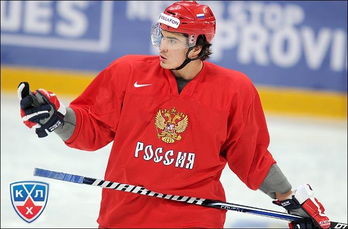 Русский снова первый