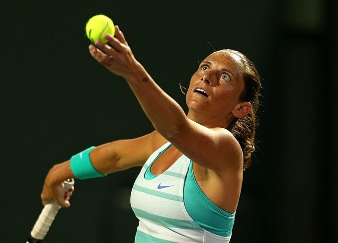 Винчи завоевала восьмой титул в карьере