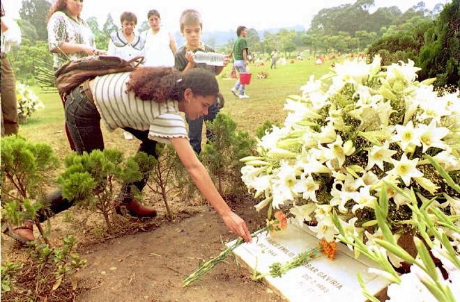 Андрес Эскобар погиб из-за автогола на ЧМ-1994
