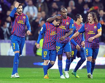 В сезоне 2010/11 сине-гранатовые выиграли 16 матчей подряд