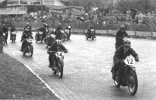 Гран-при Швейцарии 1951 года по мотогонкам