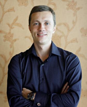 Организатор URT и автор статьи Дмитрий Ганин