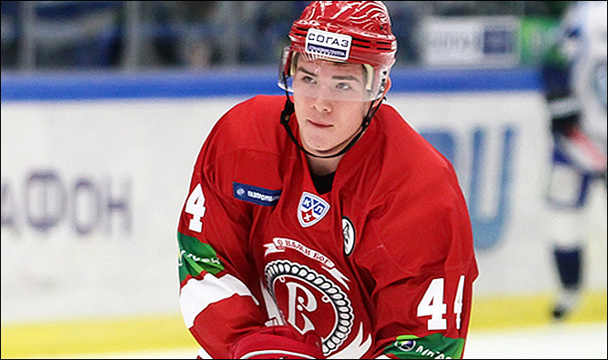 Роман Кудинов: моя мечта – доиграть сезон в КХЛ