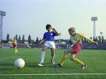 """Турнир """"Кожаный мяч"""", 1975 год"""