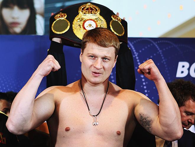 Поветкин — «регулярный» чемпион мира по версии WBA