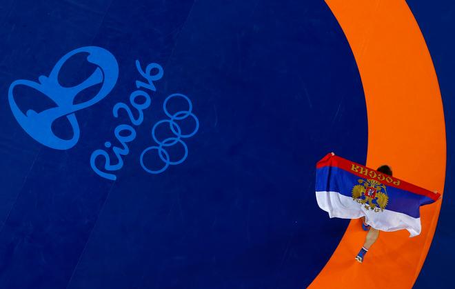 Олимпиада 2016. Греко-римская борьба