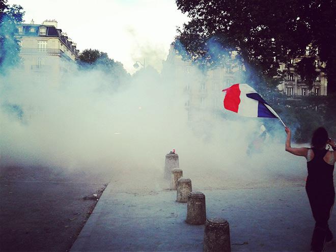 Евро за кадром. Что не попало в хронику французского чемпионата