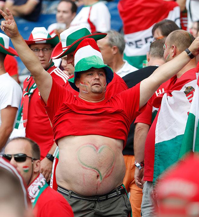 Мгновения 15-го дня Евро-2016