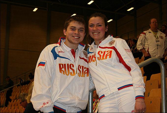 Маргарита Ломова и Илья Липкин не только помогли мне научиться стрелять, но и сами заняли второе место в AIR-50