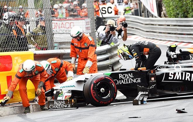 Фоторепортаж с Гран-при Монако