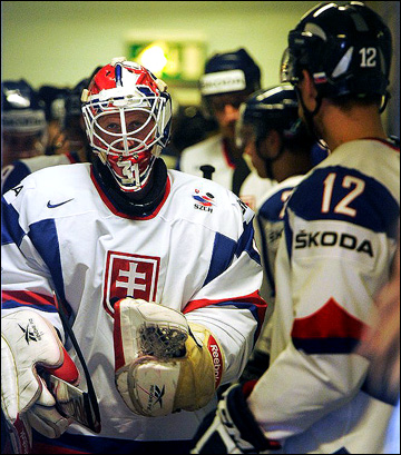 Сборная Словакии — очередной соперник Россиян на чемпионате мира