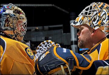 """Итоги сезона НХЛ. """"Нэшвилл Предаторз"""". Пекка Ринне и Крис Мэйсон"""