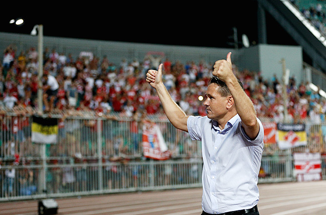 Дмитрий Аленичев — главный тренер тульского «Арсенала»