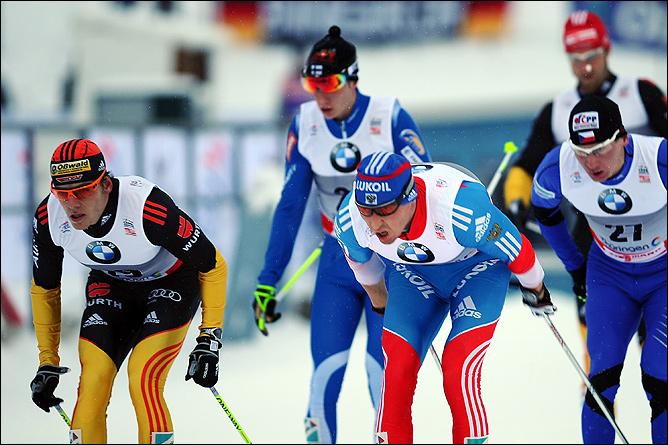 Лыжные гонки. Этап Кубка мира. Драммен, Норвегия