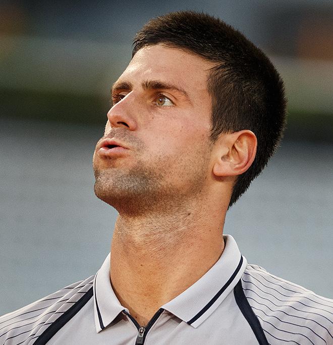 Запястье не позволило Джоковичу сыграть в Мадриде