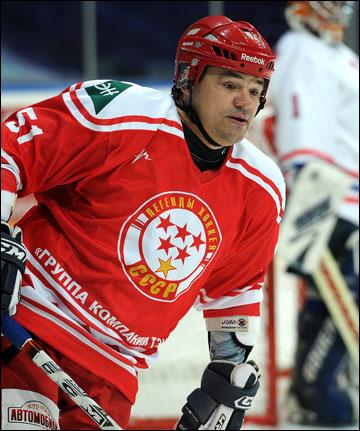 Андрей Коваленко в сборной Звёзд