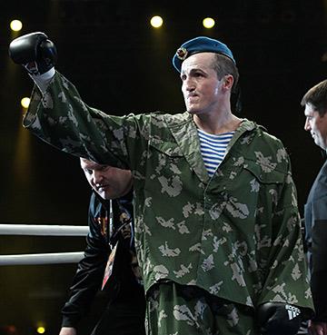Денис Лебедев. Чемпион в первом тяжёлом весе по версии WBA 2011-н.в.