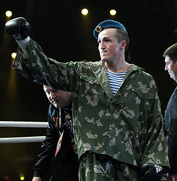 ����� �������. ������� � ������ ������ ���� �� ������ WBA 2011-�.�.