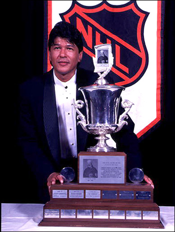 Тед Нолан — лучший тренер НХЛ, 1997 год