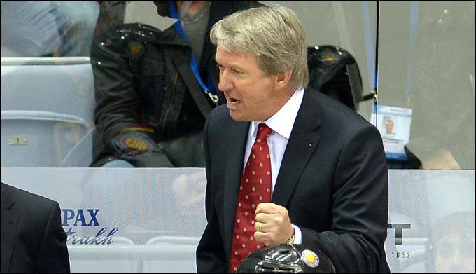 Главный тренер сборной Германии Джим Сеттерс