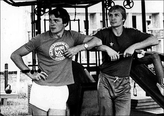 Наша история. Часть 35. 1980/81. Фото 04.