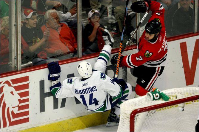 Такое возможно только в НХЛ: действующий обладатель Кубка Стэнли считается заведомым аутсайдером уже в первом раунде плей-офф.
