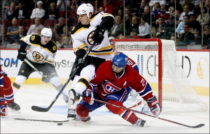"""Главная изюминка первого раунда плей-офф: """"Бостон"""" против """"Монреаля"""". Соперничеству этому более 80 лет!"""