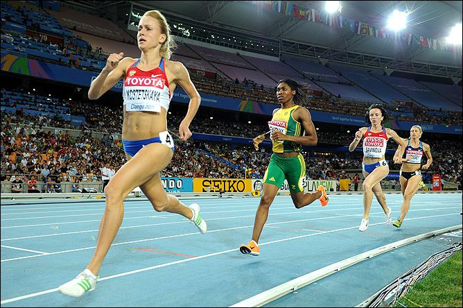 Лёгкая атлетика. Чемпионат мира в помещении. Стамбул, Турция