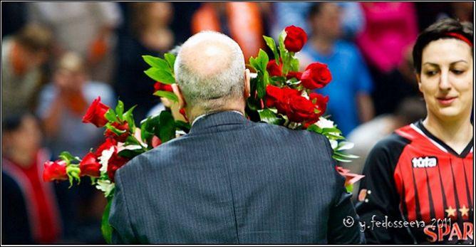"""""""Финал четырёх"""" женской Евролиги сезона-2010/11 в Екатеринбурге (4)"""