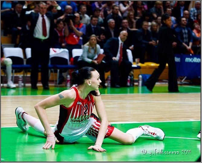 """""""Финал четырёх"""" женской Евролиги сезона-2010/11 в Екатеринбурге (6)"""