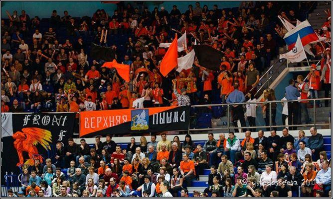 """""""Финал четырёх"""" женской Евролиги сезона-2010/11 в Екатеринбурге (12)"""
