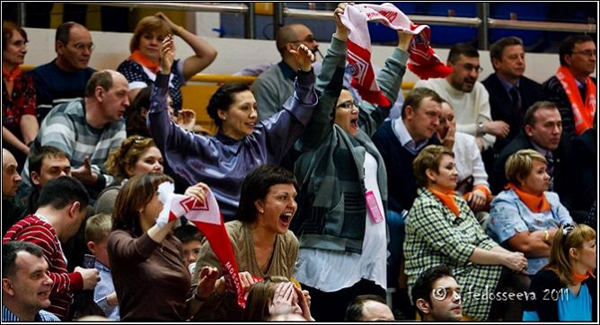 """""""Финал четырёх"""" женской Евролиги сезона-2010/11 в Екатеринбурге (14)"""
