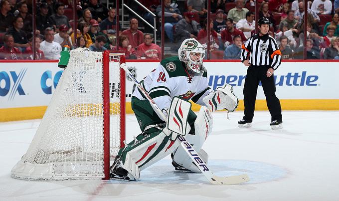 У Ильи Брызгалова есть все шансы стать MVP плей-офф НХЛ