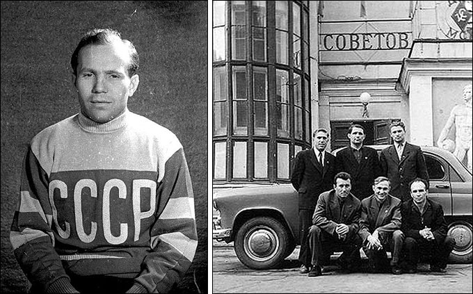 Валентин Кузин