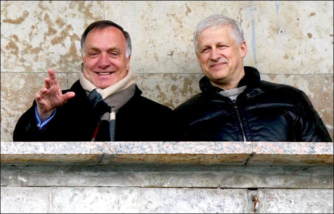Дик Адвокат и Сергей Фурсенко