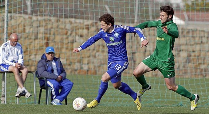 Мехмеди удачно сыграл в нападении