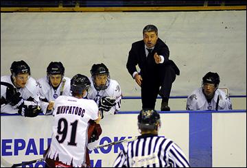 Леонид Тамбиев и его команда